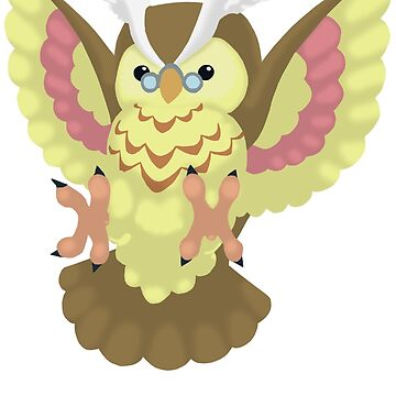 Fluffal Owl - Yu-Gi-Oh! by TCF-Store