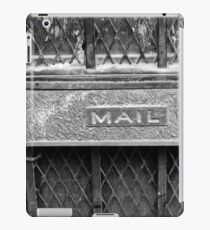 Signs: Mail iPad Case/Skin