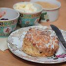 Cream Tea by rsangsterkelly