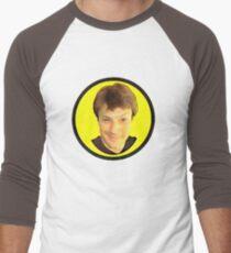 captain hammer Men's Baseball ¾ T-Shirt