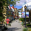 Mont Tremblant, Quebec, Canada , Sept. 2016 by Elfriede Fulda