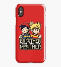 Another MOTHER - Ness & Lucas iPhone Case