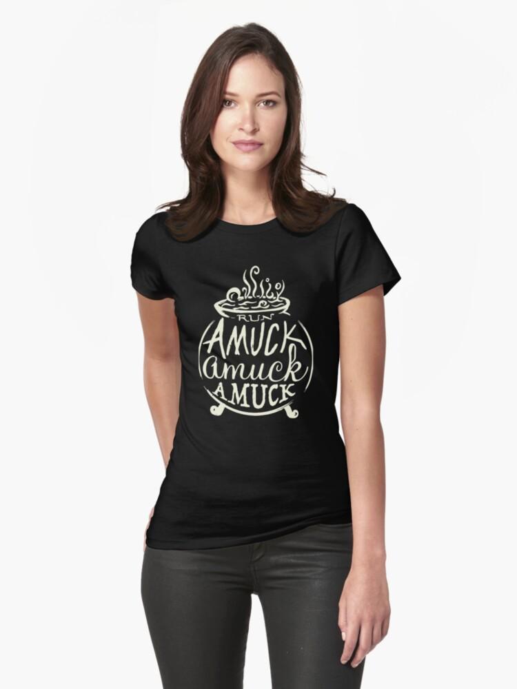 HOCUS POCUS Womens T-Shirt Front