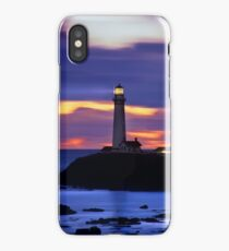 Pigeon Point Lighthouse, California iPhone Case