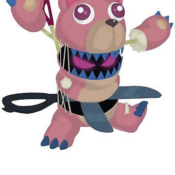 Frightfur Bear - Yu-Gi-Oh! by TCF-Store