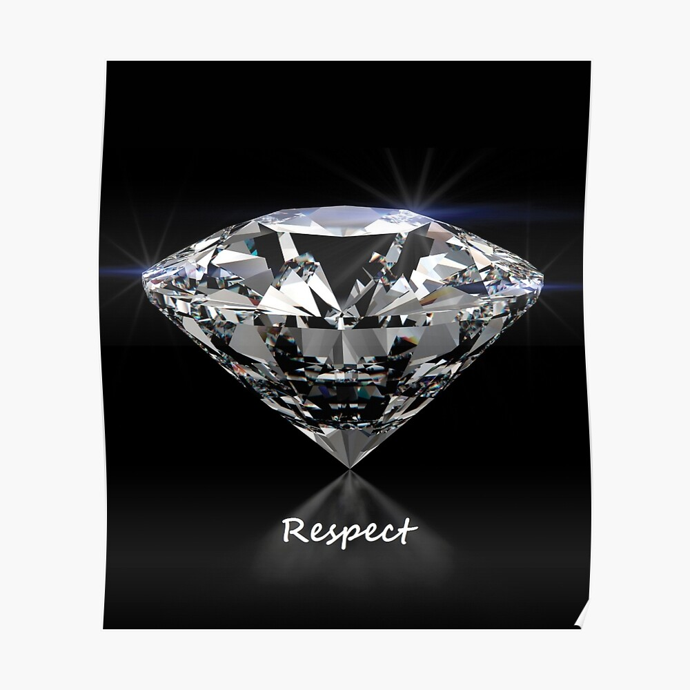 Diamond Shine & Respekt Poster