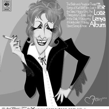 THE LOTSA LENYA ALBUM by norncutson