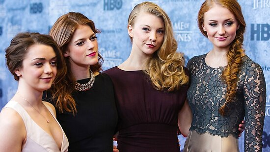 game of thrones girls  by teapartylarry