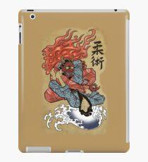 Grappling / BJJ - Demon's triangle iPad Case/Skin
