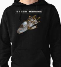 Steam Marines - Transparent Logo Pullover Hoodie