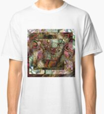 Abalone Abstract Classic T-Shirt