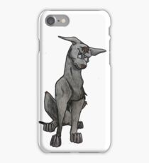 Haymitch Disapproves of Everything iPhone Case/Skin