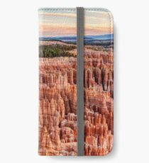 Silent City @ Sunrise iPhone Wallet/Case/Skin