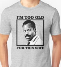 ROGER MURTAUGH Unisex T-Shirt