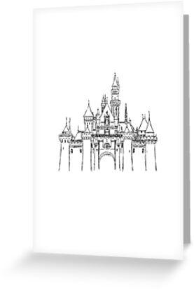 Aesthetic Sleepy Castle by befrankwithme
