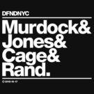 DFNDNYC (White Edition) by Eozen