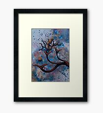 Suspense by 'Donna Williams' Framed Print