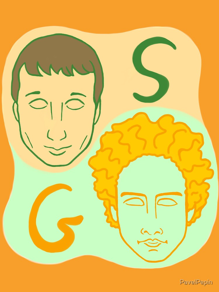 Simon and Garfunkel concept by PavelPepin