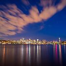 Gas Works Park Viewpoint - Seattle, WA by Jason Heritage