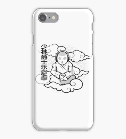 SHAOLIN JAZZ - Meditation iPhone Case/Skin