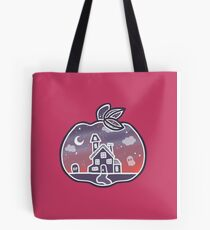 Haunted Heights  Tote Bag