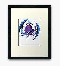 Frightfur Kraken - Yu-Gi-Oh! Framed Print