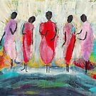Five Sisters  by Faith Magdalene Austin