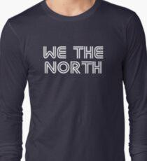We The North (Blue Jays) Long Sleeve T-Shirt