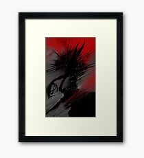 executioner  Framed Print