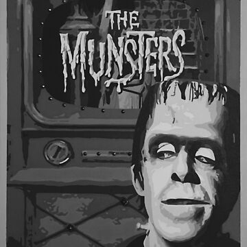 The Munsters by WhoIsABoogie