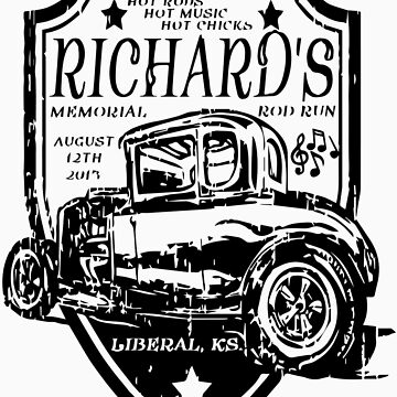 Richard's Annual Rod Run by Heronemus13