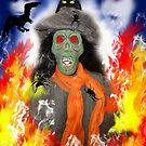 Witchy by WildestArt