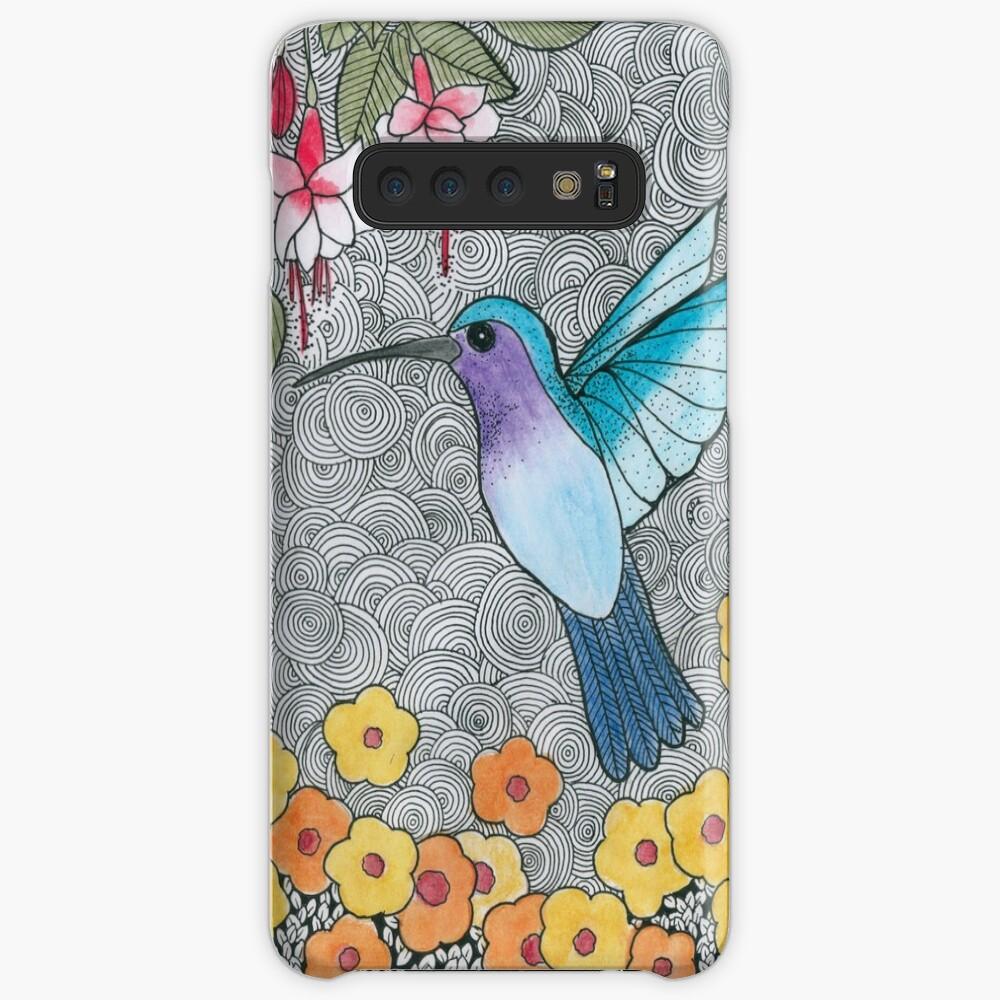 Hummingbird Samsung Galaxy Snap Case