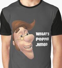 What's poppin jimbo meme Graphic T-Shirt
