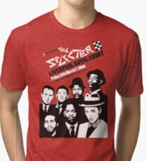 The Selecter At Liverpool Tri-blend T-Shirt