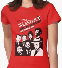 The Selecter At Liverpool Women's Fitted T-Shirt
