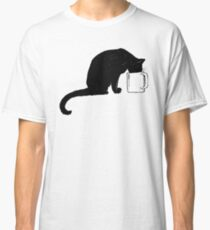 Cat in a Cup Classic T-Shirt