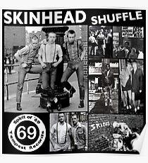 Skinhead Shuffle  Poster