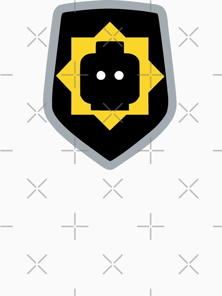 LEGO Super Secret Police von GrantMcDougall