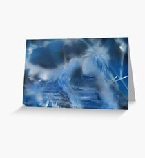 Waterworld by 'Donna Williams' Greeting Card