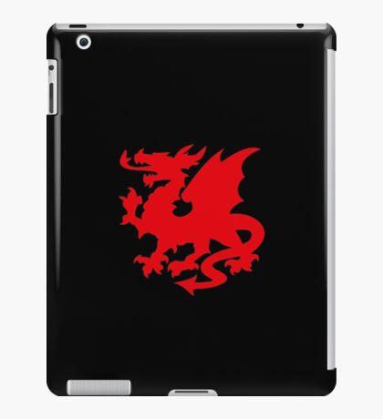 Red Dragon VRS2 iPad Case/Skin
