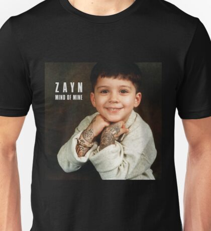 Mind of Mine by Zayn Unisex T-Shirt