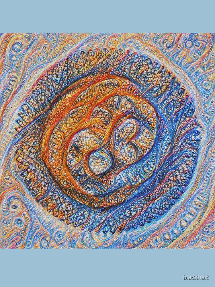 Orbits #DeepDream by blackhalt