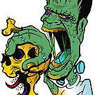 Frankenstein hot stuff by wisconsinskinny