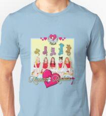 Red Velvet Russian Roulette Unisex T-Shirt
