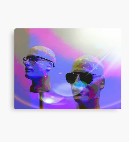 Minds from another level... Canvas Print