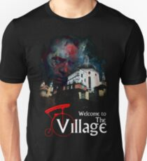 The Prisoner Welcome To The Village T-Shirt