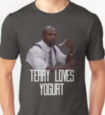 Brooklyn Neun-Neun - Terry Slim Fit T-Shirt