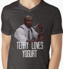 Brooklyn Nine-nine - Terry Men's V-Neck T-Shirt