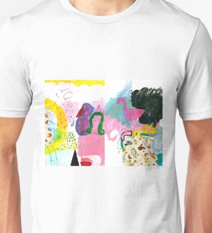 butterflies are free Unisex T-Shirt